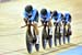 Women Team Pursuit 		CREDITS:  		TITLE:  		COPYRIGHT: Guy Swarbrick/TLP 2018