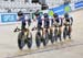 Women Team Pursuit 		CREDITS:  		TITLE: Commonwealth Games Australia 		COPYRIGHT: ROB JONES/CANADIAN CYCLIST