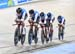 Men Team Pursuit 		CREDITS:  		TITLE: Commonwealth Games Australia 		COPYRIGHT: ROB JONES/CANADIAN CYCLIST