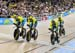 Australia were wiped out after their ride 		CREDITS:  		TITLE: Commonwealth Games, Gold Coast 2018 		COPYRIGHT: Rob Jones/www.canadiancyclist.com 2018 -copyright -All rights retained - no use permitted without prior; written permission