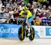 Australia celebrates a world record 		CREDITS:  		TITLE: Commonwealth Games, Gold Coast 2018 		COPYRIGHT: Rob Jones/www.canadiancyclist.com 2018 -copyright -All rights retained - no use permitted without prior; written permission