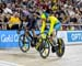 Bronze final: Muhammad Shah Firdaus Sahrom (Malaysia) vs Jacob Schmid (Australia) 		CREDITS:  		TITLE: Commonwealth Games, Gold Coast 2018 		COPYRIGHT: Rob Jones/www.canadiancyclist.com 2018 -copyright -All rights retained - no use permitted without prior