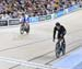Gold Final: Sam Webster (New Zealand) vs Jack Carlin (Scotland) 		CREDITS:  		TITLE: Commonwealth Games, Gold Coast 2018 		COPYRIGHT: Rob Jones/www.canadiancyclist.com 2018 -copyright -All rights retained - no use permitted without prior; written permissi