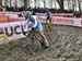 Christine Majerus (Lux) 		CREDITS:  		TITLE: 2018 Cyclo-cross World Championships, Valkenburg NED 		COPYRIGHT: Rob Jones/www.canadiancyclist.com 2018 -copyright -All rights retained - no use permitted without prior; written permission
