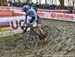 Maghalie Rochette (Can) 		CREDITS:  		TITLE: 2018 Cyclo-cross World Championships, Valkenburg NED 		COPYRIGHT: Rob Jones/www.canadiancyclist.com 2018 -copyright -All rights retained - no use permitted without prior; written permission
