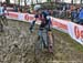 Courtenay Mcfadden (USA) 		CREDITS:  		TITLE: 2018 Cyclo-cross World Championships, Valkenburg NED 		COPYRIGHT: Rob Jones/www.canadiancyclist.com 2018 -copyright -All rights retained - no use permitted without prior; written permission