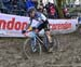 Katherine Compton (USA) 		CREDITS:  		TITLE: 2018 Cyclo-cross World Championships, Valkenburg NED 		COPYRIGHT: Rob Jones/www.canadiancyclist.com 2018 -copyright -All rights retained - no use permitted without prior; written permission