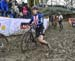 Elle Anderson (USA) 		CREDITS:  		TITLE: 2018 Cyclo-cross World Championships, Valkenburg NED 		COPYRIGHT: Rob Jones/www.canadiancyclist.com 2018 -copyright -All rights retained - no use permitted without prior; written permission