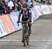 Ellen Noble (USA) 		CREDITS:  		TITLE: 2018 Cyclo-cross World Championships, Valkenburg NED 		COPYRIGHT: Rob Jones/www.canadiancyclist.com 2018 -copyright -All rights retained - no use permitted without prior; written permission