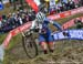 Evie Richards (GBr) 		CREDITS:  		TITLE: 2018 Cyclo-cross World Championships, Valkenburg NED 		COPYRIGHT: Rob Jones/www.canadiancyclist.com 2018 -copyright -All rights retained - no use permitted without prior; written permission