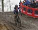 Emma Swartz (USA) 		CREDITS:  		TITLE: 2018 Cyclo-cross World Championships, Valkenburg NED 		COPYRIGHT: Rob Jones/www.canadiancyclist.com 2018 -copyright -All rights retained - no use permitted without prior; written permission
