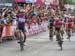 Elia Viviani makes it 2 for 2 		CREDITS:  		TITLE: Giro d Italia 2018 		COPYRIGHT: Rob Jones/www.canadiancyclist.com 2018 -copyright -All rights retained - no use permitted without prior; written permission