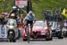Chris Froome arrives at final metres of stage 		CREDITS:  		TITLE: Giro d