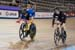 Junior Men Sprint Final - Riley Pickrell; Tyler Davies 		CREDITS:  		TITLE: 2018 Junior, U17 and Para Track Nationals 		COPYRIGHT: ?? 2018 Ivan Rupes