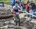 Evie Richards (GBr) Trek Factory Racing XC 		CREDITS:  		TITLE: 2018 La Bresse MTB World Cup 		COPYRIGHT: Rob Jones/www.canadiancyclist.com 2018 -copyright -All rights retained - no use permitted without prior; written permission