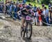 Sandra Walter (Can) LIV Canada 		CREDITS:  		TITLE: 2018 La Bresse MTB World Cup 		COPYRIGHT: Rob Jones/www.canadiancyclist.com 2018 -copyright -All rights retained - no use permitted without prior; written permission