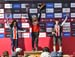 Junior Women podium 		CREDITS:  		TITLE: 2018 MSA MTB World Cup 		COPYRIGHT: Rob Jones/www.canadiancyclist.com 2018 -copyright -All rights retained - no use permitted without prior; written permission