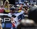 Rachel Atherton gets a congratulatory hug from Tahnee Seagrave 		CREDITS:  		TITLE: 2018 MTB World Championships, Lenzerheide, Switzerland 		COPYRIGHT: Rob Jones/www.canadiancyclist.com 2018 -copyright -All rights retained - no use permitted without prior