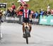 Christopher Blevins (USA) takes the silver 		CREDITS:  		TITLE: 2018 MTB World Championships, Lenzerheide, Switzerland 		COPYRIGHT: Rob Jones/www.canadiancyclist.com 2018 -copyright -All rights retained - no use permitted without prior; written permission