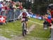 Sina Frei (Switzerland) 		CREDITS:  		TITLE: 2018 MTB World Championships, Lenzerheide, Switzerland 		COPYRIGHT: Rob Jones/www.canadiancyclist.com 2018 -copyright -All rights retained - no use permitted without prior; written permission