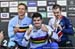 L to r: Martin Maes, Loic Bruni, Danny Hart 		CREDITS:  		TITLE: 2018 MTB World Championships, Lenzerheide, Switzerland 		COPYRIGHT: Rob Jones/www.canadiancyclist.com 2018 -copyright -All rights retained - no use permitted without prior; written permissio