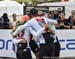 Group hug for the Swiss team 		CREDITS:  		TITLE: 2018 MTB World Championships, Lenzerheide, Switzerland 		COPYRIGHT: Rob Jones/www.canadiancyclist.com 2018 -copyright -All rights retained - no use permitted without prior; written permission