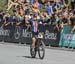 Kate Courtney (USA) wins 		CREDITS:  		TITLE: 2018 MTB World Championships, Lenzerheide, Switzerland