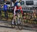 Ruby West (Can) Specialized - Tenspeed Hero 		CREDITS:  		TITLE: 2018 Pan American Continental Cyclo-cross Championships 		COPYRIGHT: Rob Jones/www.canadiancyclist.com 2018 -copyright -All rights retained - no use permitted without prior, written permissi
