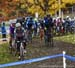 Adam Myerson takes the lead 		CREDITS:  		TITLE: 2018 Pan Am Masters CX Championships 		COPYRIGHT: Robert Jones/CanadianCyclist.com, all rights retained