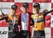 U23 Men podium: l to r -  Nickolas Zukowsky, Adam Roberge, Adam Jamieson 		CREDITS:  		TITLE: Canadian Road National Championships - ITT 		COPYRIGHT: ROB JONES/CANADIAN CYCLIST