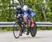 Bouchard/Gagnon 		CREDITS:  		TITLE: Canadian Road National Championships - ITT 		COPYRIGHT: Rob Jones/www.canadiancyclist.com 2018 -copyright -All rights retained - no use permitted without prior; written permission
