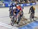 Elimination Race 		CREDITS:  		TITLE: 2018 Track World Championships, Apeldoorn NED 		COPYRIGHT: Rob Jones/www.canadiancyclist.com 2018 -copyright -All rights retained - no use permitted without prior; written permission