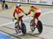 CREDITS:  		TITLE: 2018 Track World Championships, Apeldoorn NED 		COPYRIGHT: Rob Jones/www.canadiancyclist.com 2018 -copyright -All rights retained - no use permitted without prior; written permission