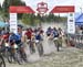 Start for both Championship and Challenge 		CREDITS:  		TITLE: 2018 MTB XC Championships - Team Relay 		COPYRIGHT: Rob Jones/www.canadiancyclist.com 2018 -copyright -All rights retained - no use permitted without prior; written permission