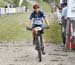 Julianne Sarrazin (QC) Equipe du Quebec/Velo Pays d en Hau wins 		CREDITS:  		TITLE: 2018 MTB XC Championships 		COPYRIGHT: Rob Jones/www.canadiancyclist.com 2018 -copyright -All rights retained - no use permitted without prior; written permission