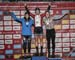 U23 Womens podium: Ruby West, Sidney McGill, Dana Gilligan 		CREDITS:  		TITLE: 2019 Canadian National Cyclocross Championships 		COPYRIGHT: Robert Jones/Canadiancyclist.com