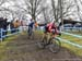 Michael van den Ham (Easton-Giant p/b Transitions Lifecare) leading Marc-andré Fortier ( Pivot Cycles OTE)  		CREDITS:  		TITLE: 2019 Cyclocross National Championships 		COPYRIGHT: Rob Jones/www.canadiancyclist.com 2019 -copyright -All rights retained -