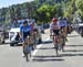 The break: Burtnik, Mannion, Sagiv, Bernard, Roberge, Mas 		CREDITS:  		TITLE: 2019 GPCQM - Quebec City 		COPYRIGHT: Rob Jones/www.canadiancyclist.com 2019 -copyright -All rights retained - no use permitted without prior, written permission
