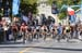 Matthews is already starting to sit up with 25 metres to go 		CREDITS:  		TITLE: 2019 GPCQM - Quebec City 		COPYRIGHT: Rob Jones/www.canadiancyclist.com 2019 -copyright -All rights retained - no use permitted without prior, written permission