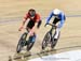 Riley Pickrell and Jackson Kinniburgh, Junior Men 		CREDITS:  		TITLE: 2019 Canadian Junior, U17 and Para Track Championships 		COPYRIGHT: Rob Jones/www.canadiancyclist.com 2019 -copyright -All rights retained - no use permitted without prior, written per