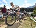 Nino Schurter and  Mathieu van der Poel 		CREDITS:  		TITLE: World Cup Lenzerheide, 2019 		COPYRIGHT: Rob Jones/www.canadiancyclist.com 2019 -copyright -All rights retained - no use permitted without prior, written permission