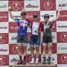 Catharine Pendrel, Emily Batty, Sandra Walter 		CREDITS:  		TITLE: 2019 MTB National Championships 		COPYRIGHT: Rob Jones CanadianCyclist.com