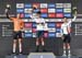 Enzo Leijnse, Antonio Tiberi, Marco Brenner  		CREDITS:  		TITLE: 2019 Road World Championships 		COPYRIGHT: ROB JONES/CANADIAN CYCLIST