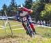 Veronika Widmann (Ita) Insync 		CREDITS:  		TITLE: 2019 World Cup Final, Snowshoe WV 		COPYRIGHT: ROB JONES/CANADIAN CYCLIST