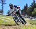 Marine Cabirou (Fra) Scott Downhill Factory 		CREDITS:  		TITLE: 2019 World Cup Final, Snowshoe WV 		COPYRIGHT: ROB JONES/CANADIAN CYCLIST