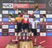 Podium: Jofre Cullell Estape, Filippo Colombo, Maximilian Brandl  		CREDITS:  		TITLE: 2019 World Cup Final, Snowshoe WV 		COPYRIGHT: Rob Jones/www.canadiancyclist.com 2019 -copyright -All rights retained - no use permitted without prior, written permissi