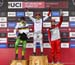 Overall World Cup: Kye A hern, Thibaut Daprela, Lucas Cruz 		CREDITS:  		TITLE: 2019 World Cup Final, Snowshoe WV 		COPYRIGHT: ROB JONES/CANADIAN CYCLIST