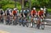 Floyds and Rally share the load of the chase 		CREDITS:  		TITLE: Tour de Beauce, 2019 		COPYRIGHT: Rob Jones/www.canadiancyclist.com 2019 -copyright -All rights retained - no use permitted without prior, written permission