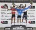 Podium: l to r- Jordan Cheyne, Griffin Easter, Adam Jamieson 		CREDITS:  		TITLE: Tour de Beauce, 2019 		COPYRIGHT: Rob Jones/www.canadiancyclist.com 2019 -copyright -All rights retained - no use permitted without prior, written permission