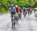 James Piccoli (Team Canada) leading the bunch lower on the climb up Mont Megantic 		CREDITS:  		TITLE: Tour de Beauce, 2019 		COPYRIGHT: Rob Jones/www.canadiancyclist.com 2019 -copyright -All rights retained - no use permitted without prior, written permi